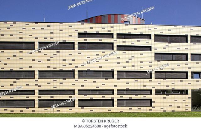 Greifswald, biological technical centre of the Ernst Moritz Arndt University