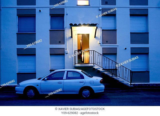 Apartments. Calella de Palafrugell. Girona province. Spain