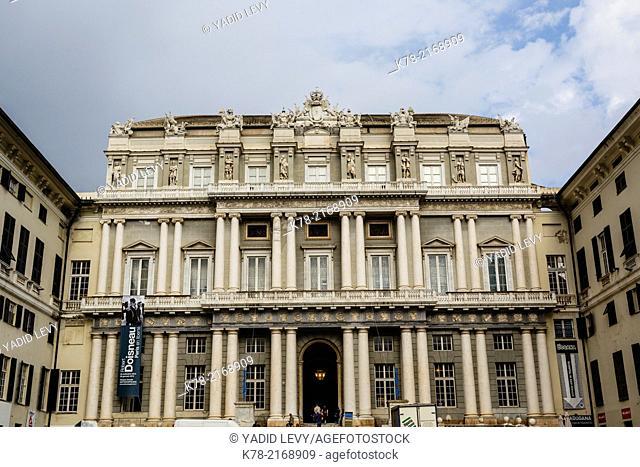 Palazzo Ducale (Ducal Palace), Genoa, Liguaria, Italy