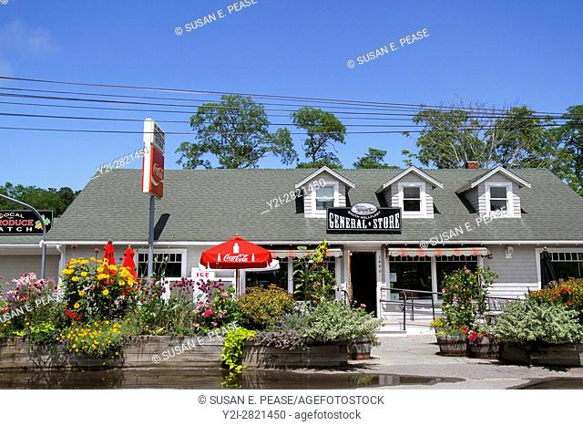 South Wellfleet General Store, Wellfleet, Cape Cod, Massachusetts, United States, North America