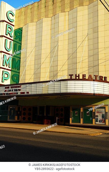 Crump Theater Columbus