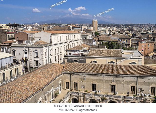 Catania, Etna, Sicily, Italy