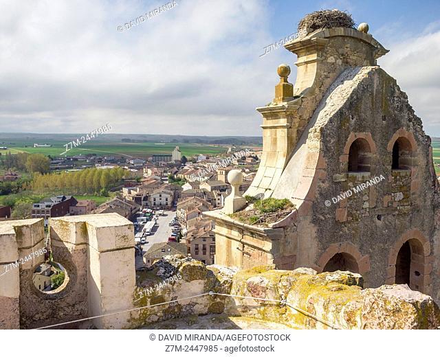 Castillo de Turégano. Segovia province. Castile-Leon. Spain