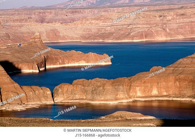 Glen Canyon National Recreation Area. Utah. USA