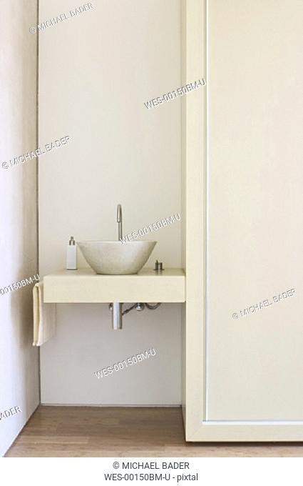 washing corner