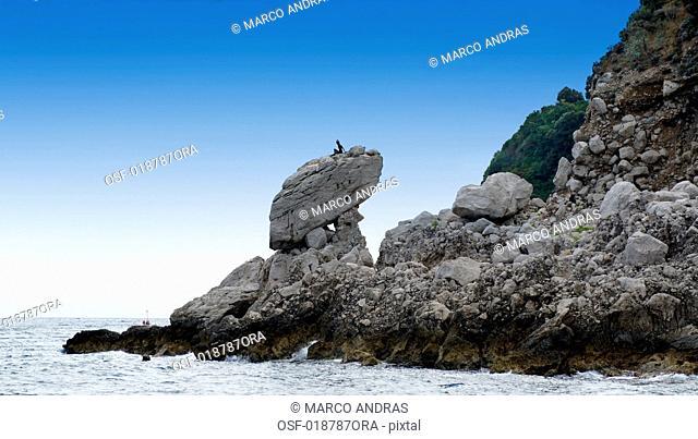 Italy,Capri