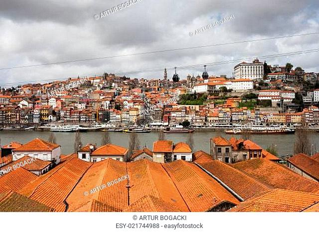City of Porto in Portugal