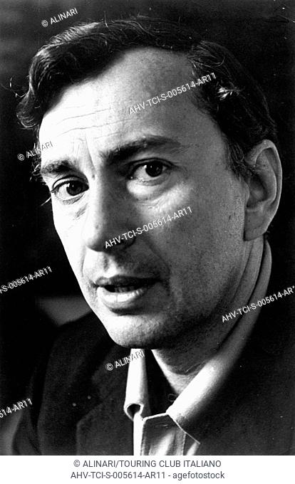 portrait of Gore Vidal, 1969