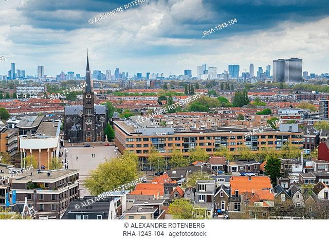 Rotterdam, South Holland, The Netherlands, Europe