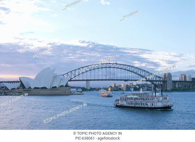 era House,Harbor Bridge,Sydney,Australia