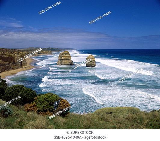 Twelve Apostles Port Campbell National Park Victoria Australia