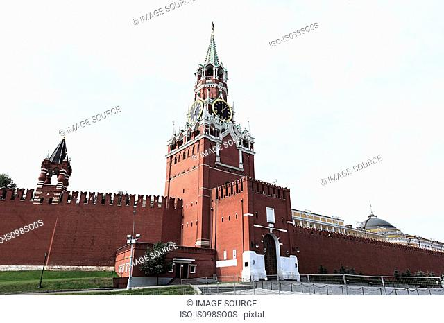 Eastern gate of moscow kremlin