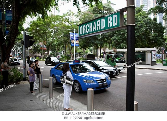 Orchard Road, Singapore, Southeast Asia