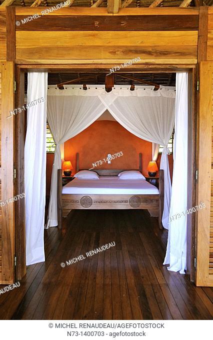 Madagascar, Nosy Be area, Island of Nosy Komba, Kumba Tsara Lodge
