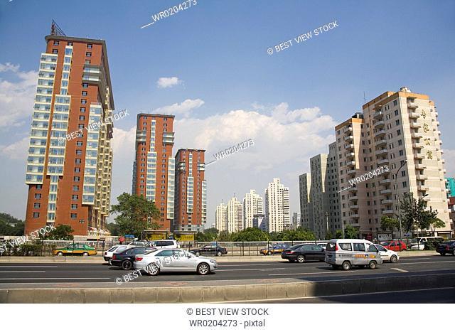 Scene of Beijing City