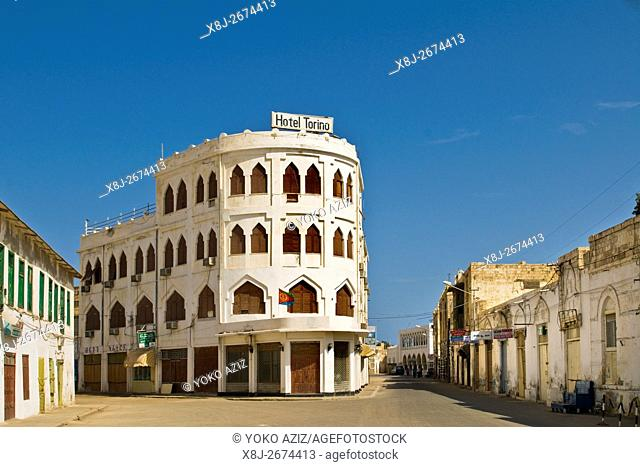 Hotel Torino, Massawa, Eritrea