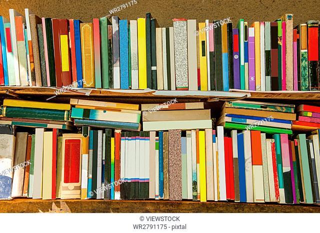 The book still life