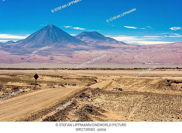 Chile, Regio de Antofagasta, Collo, Valle de la Luna