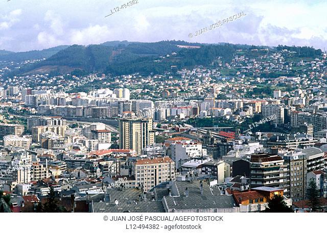 Vigo. Pontevedra province, Galicia, Spain