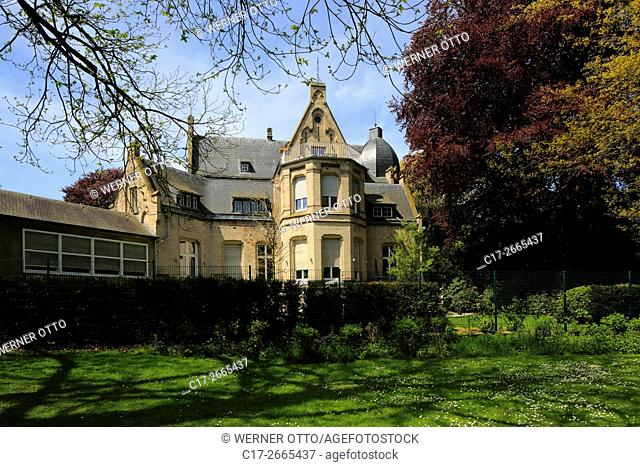 Germany, Nettetal, Maas-Schwalm-Nette Nature Park, Schwalm-Nette Nature Park, Lower Rhine, Rhineland, North Rhine-Westphalia, NRW, Nettetal-Lobberich