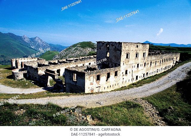 Central Fort or Fort Hill High, 19th century, Colle di Tenda, France