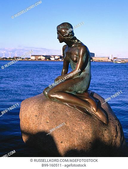 Little Mermaid. Copenhagen. Denmark