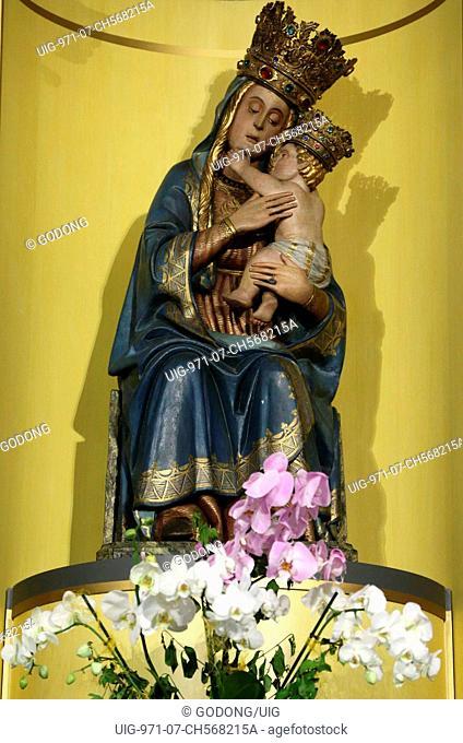 Pilgrimage church Madonna del Sasso