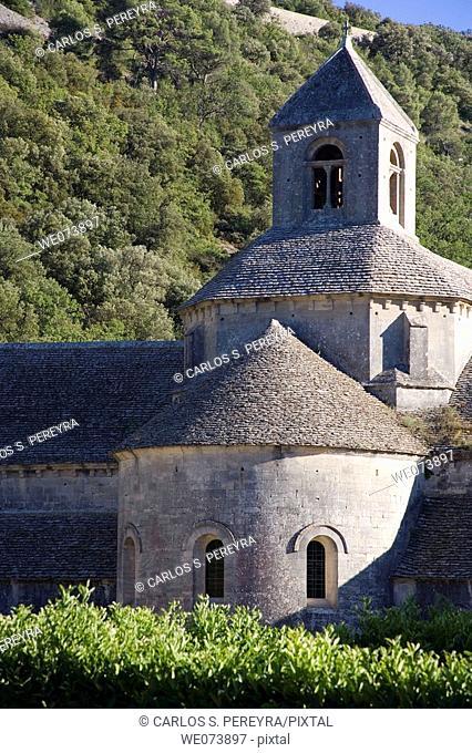 Abbaye de Senanque in Gordes, Provence, France