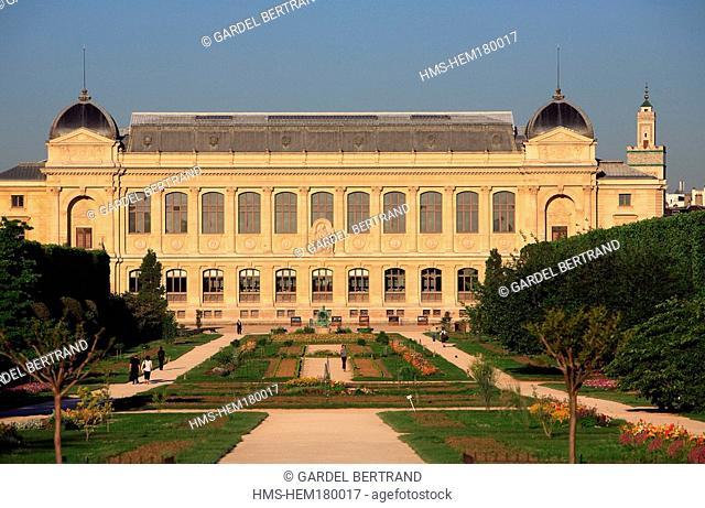France, Paris, Jardin des Plantes, Museum National d'histoire naturelle
