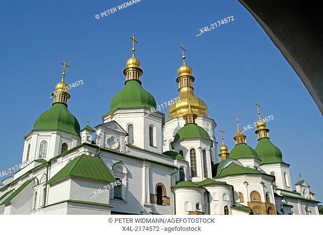 Kiev, Sophie Cathedral, Ukraine