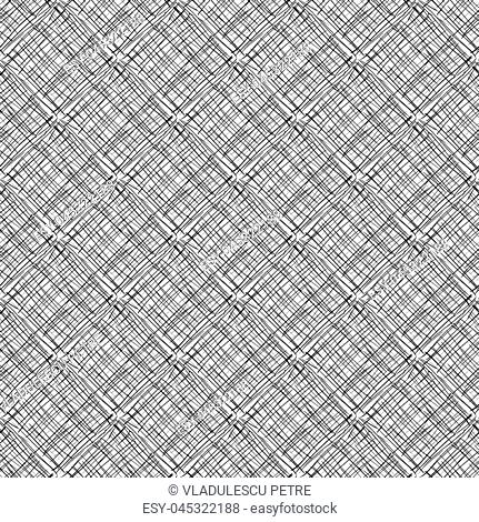pattern from black lines on white background
