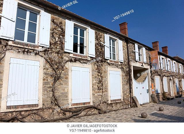 House in Barbizon, Seine et Marne, Ile de France, France