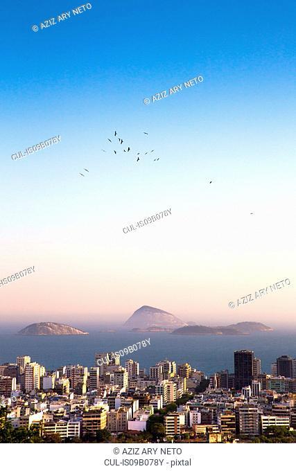 Ipanema, Cagarra Islands, Rio de Janeiro, Brazil
