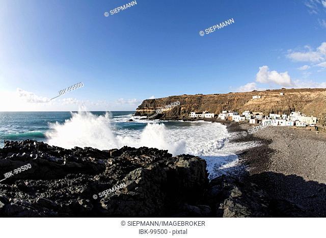 Puertito de los Molinos , Fuerteventura , Canary Islands