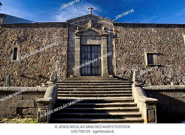 Monasterio de la Peña de Francia, Las Batuecas-Sierra de Francia Natural Park , El Cabaco, Salamanca , Castilla-leon , Spain