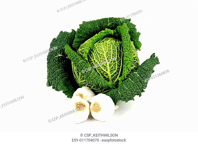 Cabbage and Garlic