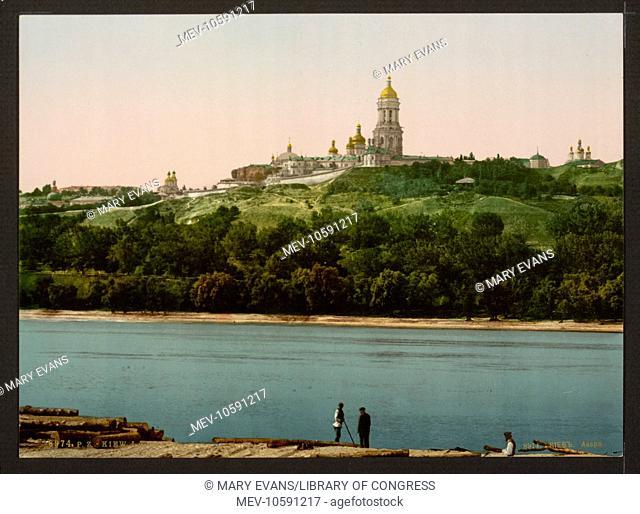 La Lavra, Kiev, Russia, (i.e., Ukraine). Date between ca. 1890 and ca. 1900