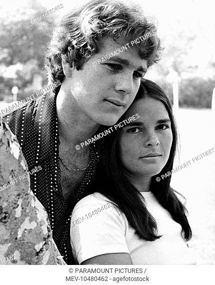 LOVE STORY [US 1970] RYAN O'NEAL, ALI McGRAW