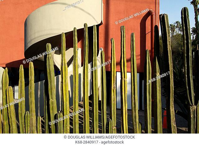 Museo Casa Estudio Diego Rivera y Frida Kahlo, San Angel, Mexico City, Mexico