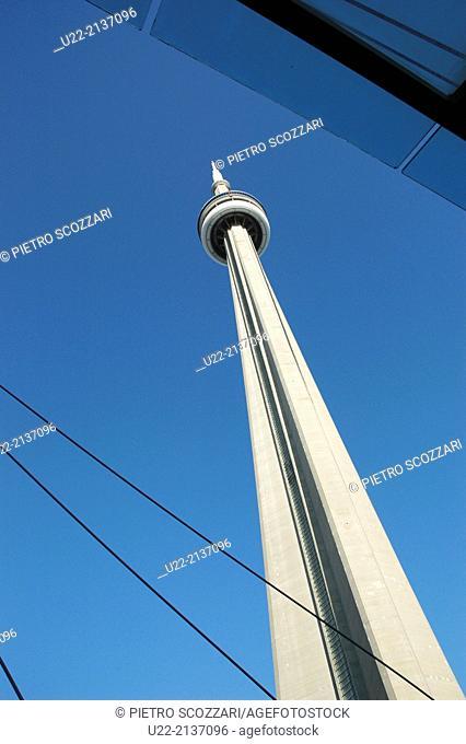 Toronto Canada: the CN Tower
