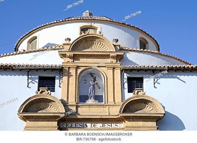 Jesus Church, Murcia, Spain, Europe