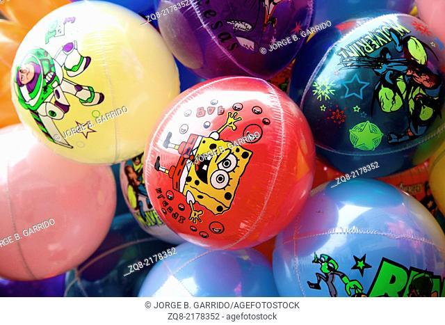 Ballons at Aguascalientes mexico