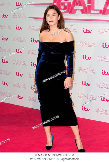 The ITV Gala held at the London Palladium - Arrivals Featuring: Anna Friel Where: London, United Kingdom When: 24 Nov 2016 Credit: Mario Mitsis/WENN