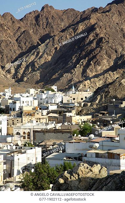 Oman, Muscat, Muttra District