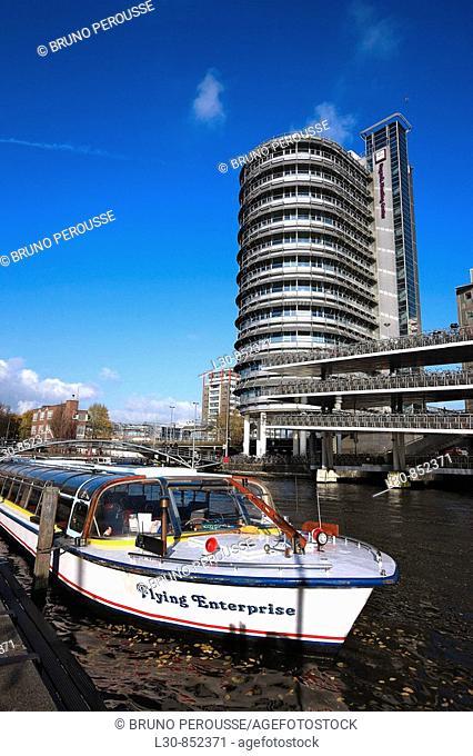 Regardz Meeting Center office building, Amsterdam, The Netherlands