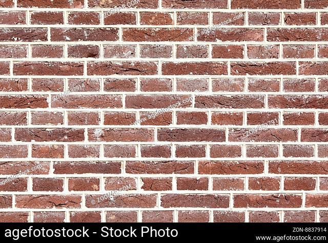 Background of an old vintage brick wall