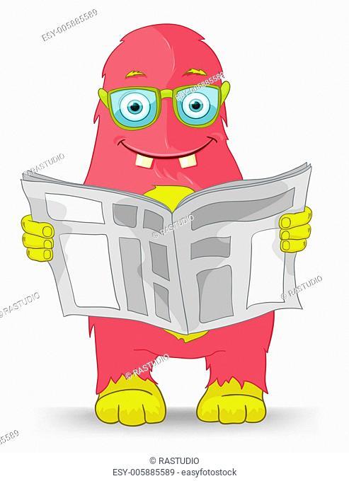 Funny Monster. News