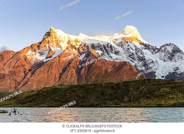 Chile, Patagonia, Magallanes and the Chilean region of Antarctica, Ultima Esperanza province, Torres del Paine national park