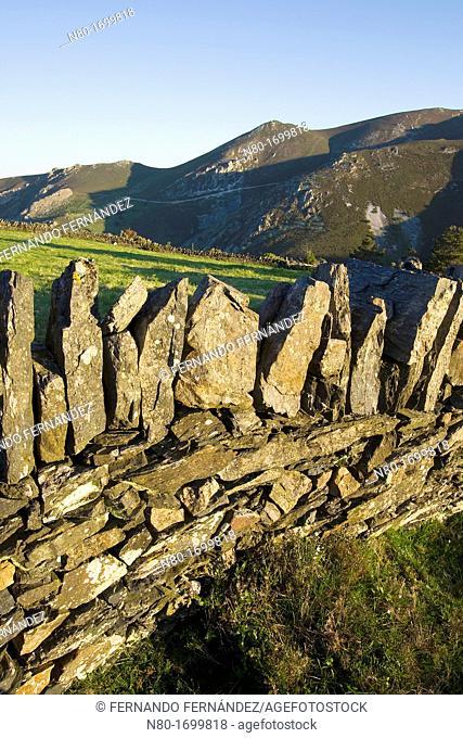Braña de Is  Pola de Allande  Asturias  Spain