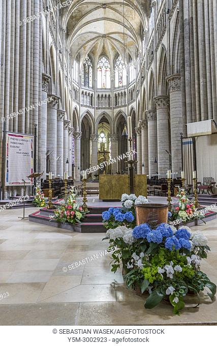 Rouen Cathedral, Seine-Maritime, Normandie, France, Europe